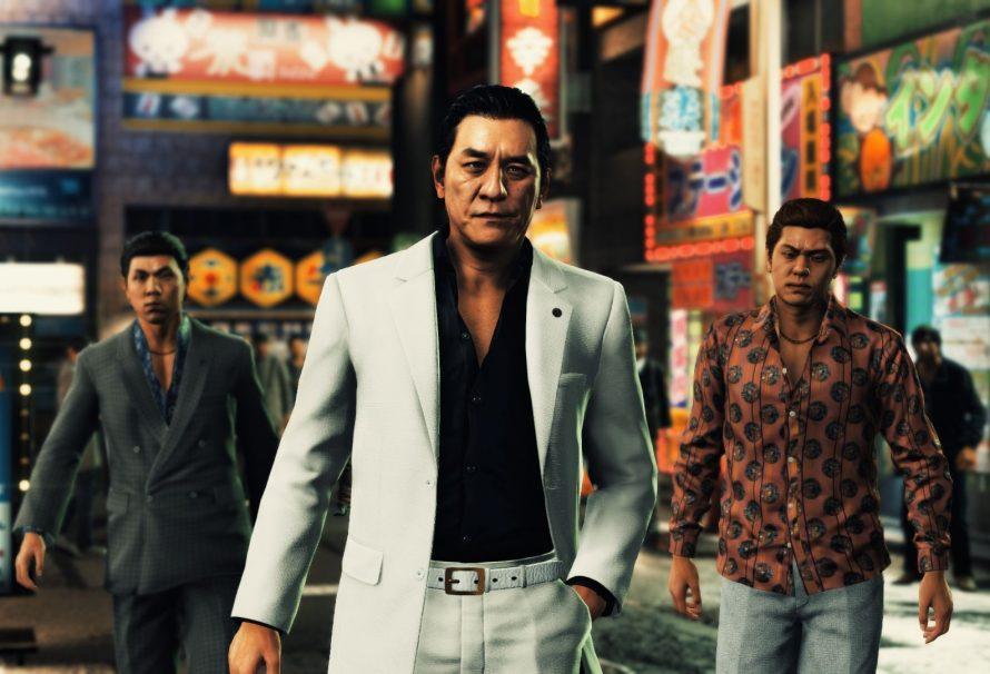 Sega демонстрирует новую модель персонажа Кохей Хамура