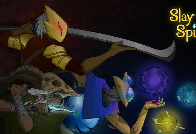 Slay the Spire: Долгожданный релиз на PS4