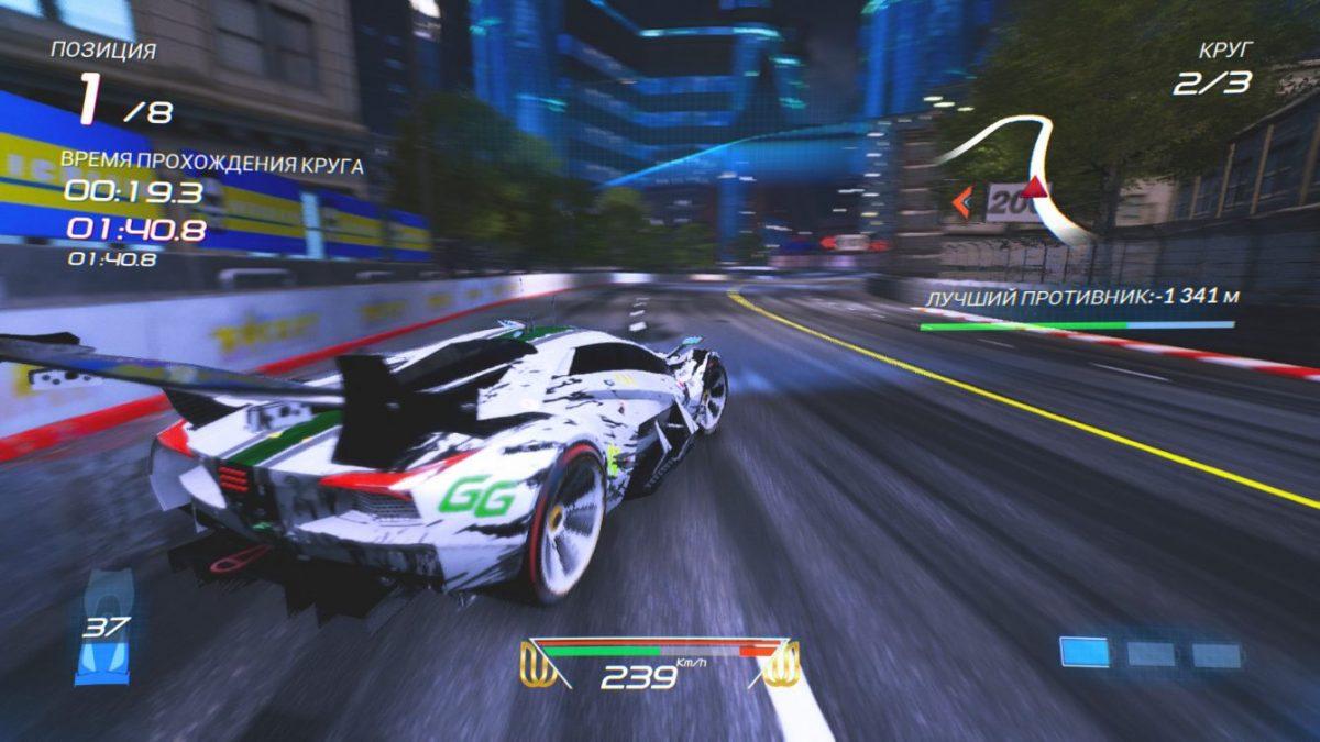 Обзор Xenon Racer: Там недалеко есть... Тормоза, где тут тормоза?!