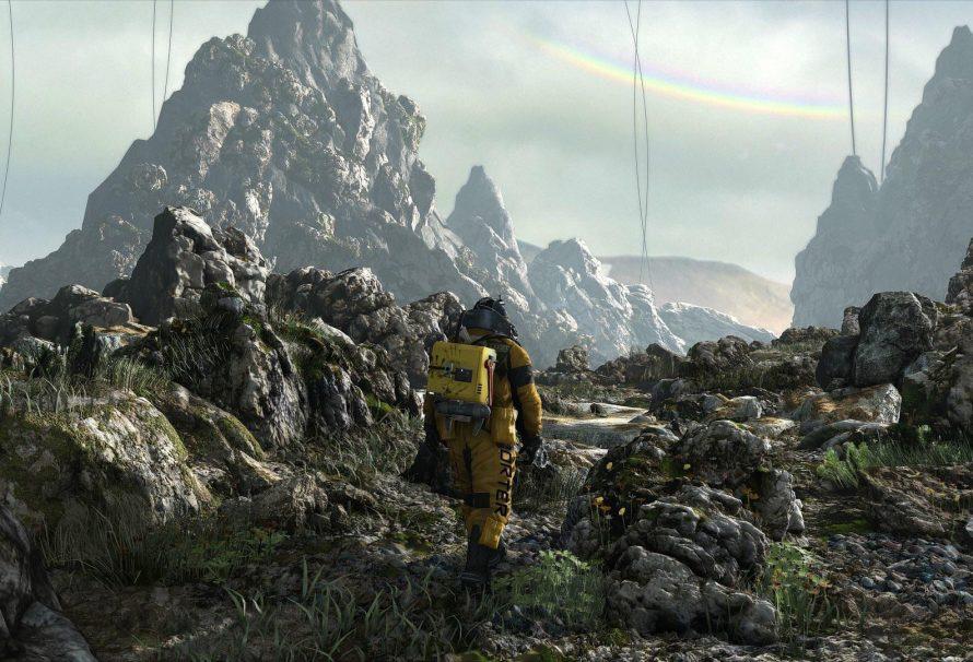 Death Stranding: Асинхронный сетевой мультиплеер и другие детали игрового процесса