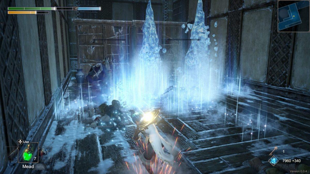 Обзор Neverinth: Один удар - одна смерть