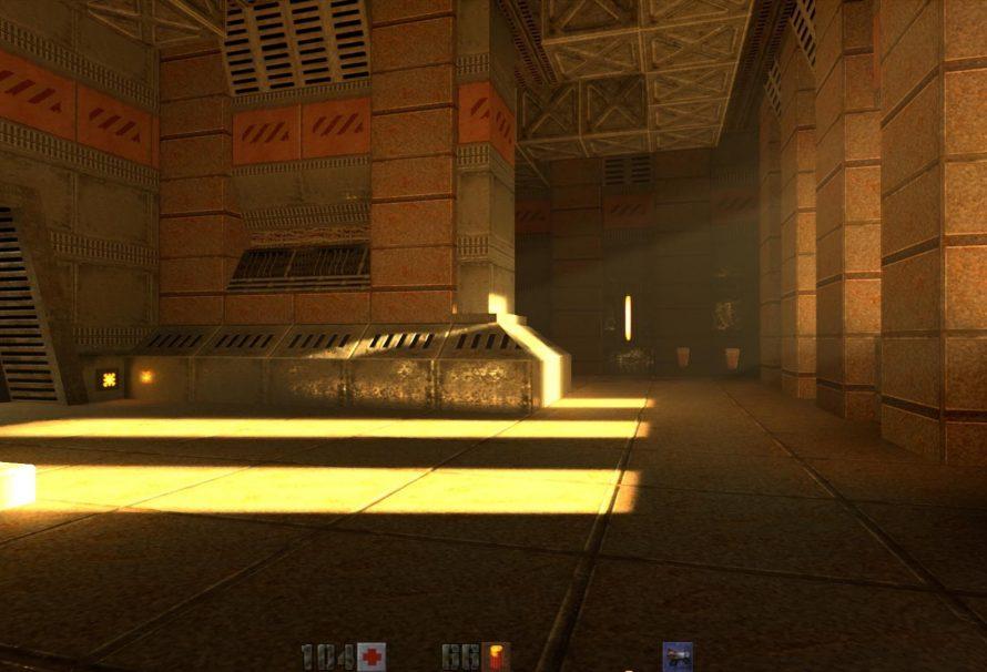 Quake II получит официальную поддержку RTX от Nvidia