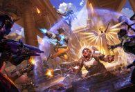 Overwatch: Демонстрация новых юбилейных скинов