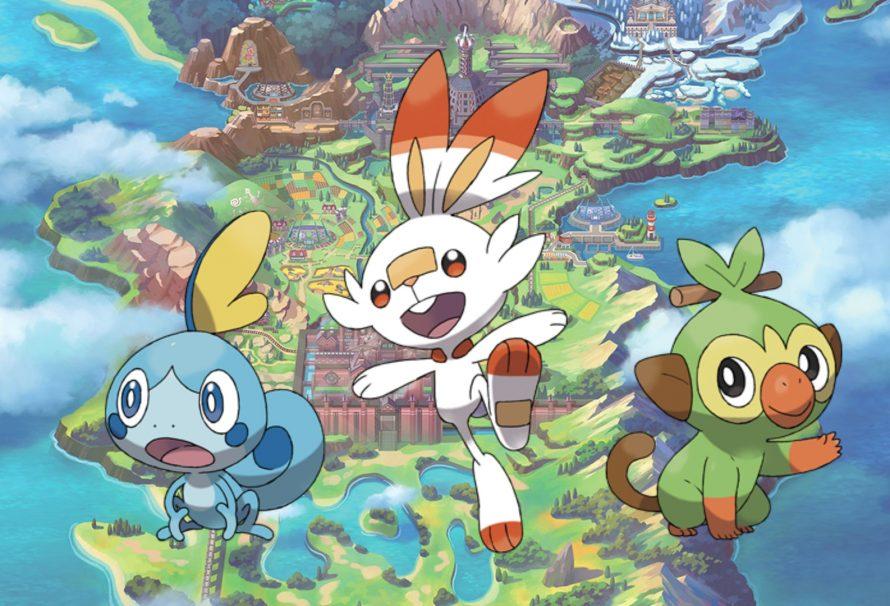 Pokémon Sword и Pokémon Shield: Встречайте уже 5 июня