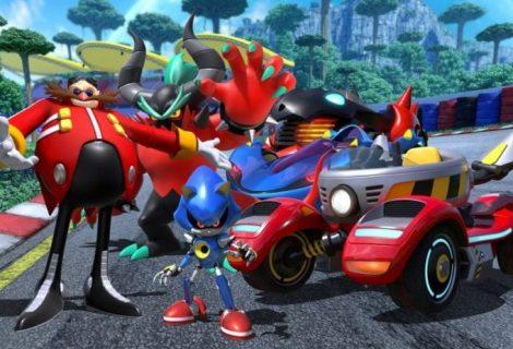 Team Sonic Racing: Типы персонажей