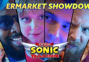 Team Sonic Racing: Трейлер реальных гонок