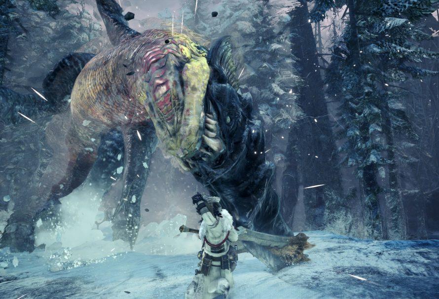 Monster Hunter World: Iceborne – дата бета тестирования