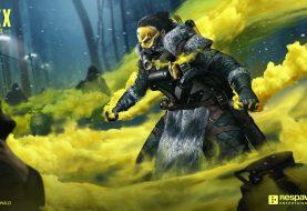 Apex Legends: Новый патч исправит баги связанные с Каустиком