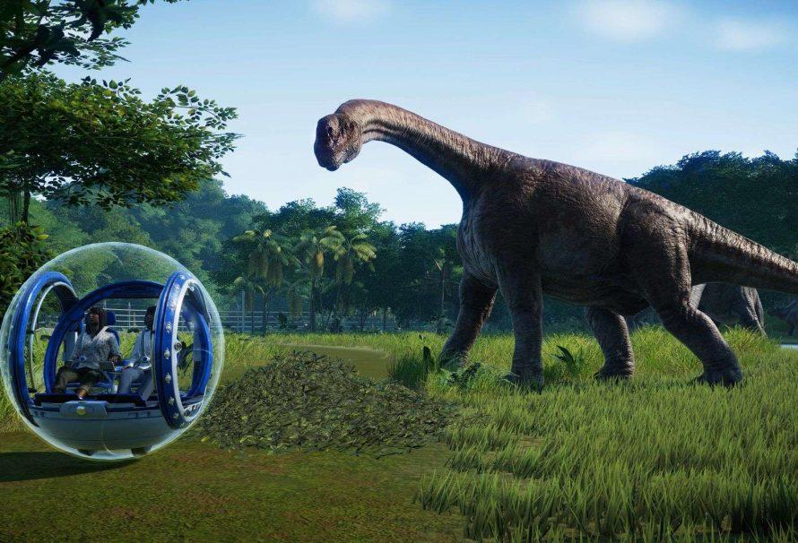 Jurassic World Evolution: Проект получит новую DLC-компанию