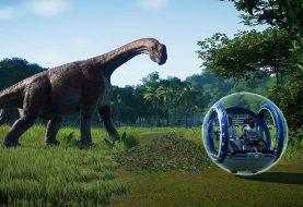 Jurassic World Evolution: Claire's Sanctuary уже доступна