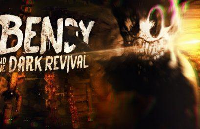 Bendy and the Dark Revival: Геймплейный трейлер