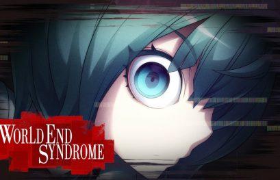 Worldend Syndrome: Трейлер запуска