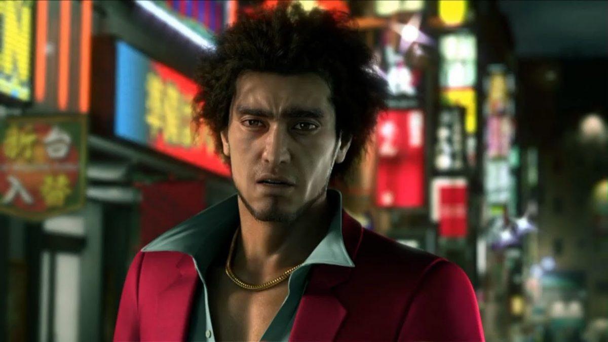 Новая игра про Yakuza с новым главным героем