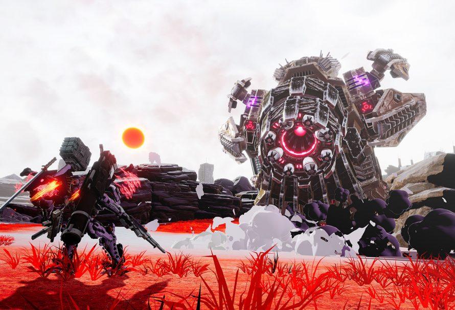 Daemon X Machina: Объявлена дата релиза проекта