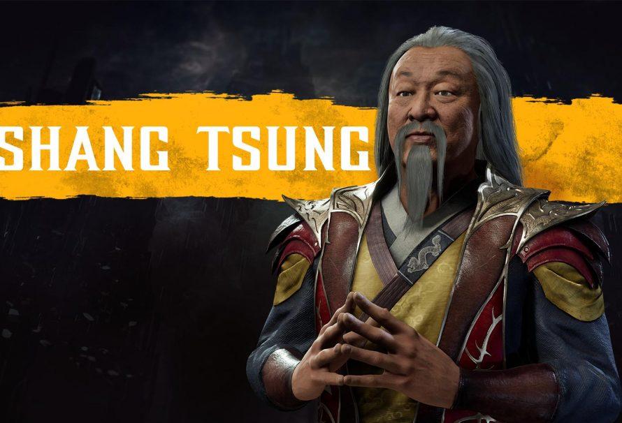 Mortal Kombat 11: Демонстрация Шан Цзуна в действии и объявления персонажей DLC