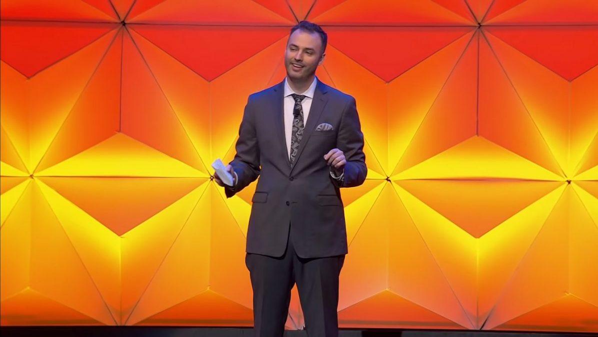 Пресс-конференция PC Gaming Show на E3 2018