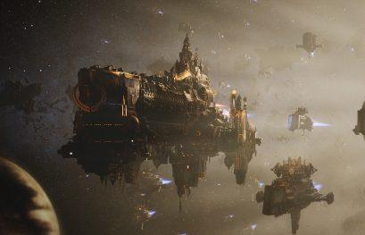 Battlefleet Gothic: Armada 2: Трейлер запуска расширенной компании Хаоса