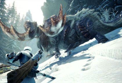 Monster Hunter World: Iceborne: Геймплей Banbaro