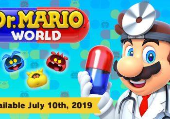 Dr. Mario World уже доступна для скачивания на мобильных устройствах