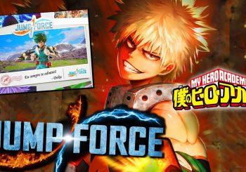 Jump Force: Трейлер Katsuki Bakugo DLC