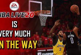 Релиз NBA Live 20 состоится в конце 2019 года