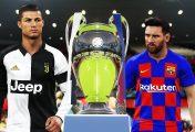 В eFootball PES 2020 эксклюзивно завезут клуб Juventus