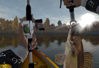 Fishing Planet: Трейлер запуска