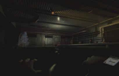 Submersed: Трейлер запуска