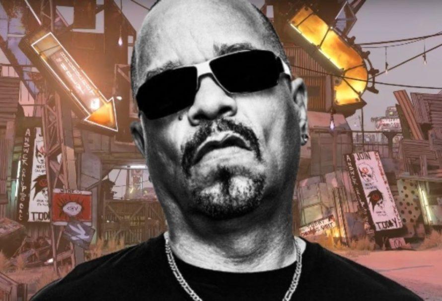 """Ice-T приложил свою """"руку"""" к озвучке Borderlands 3"""