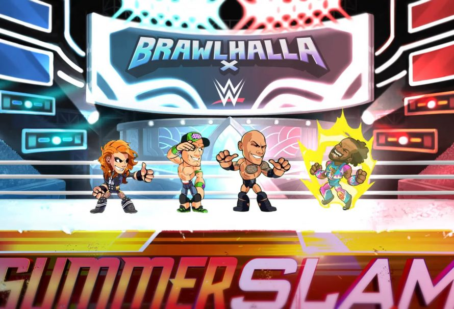 "John Cena, Dwayne ""The Rock"" Johnson – посетят Brawlhalla"