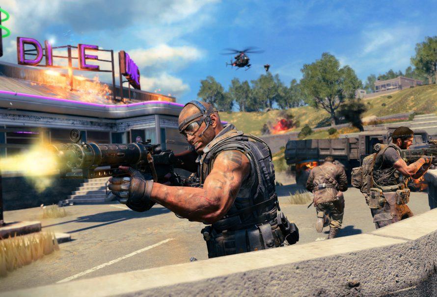 В Call of Duty: Black Ops 4 добавили новый режим, оружие и многое другое