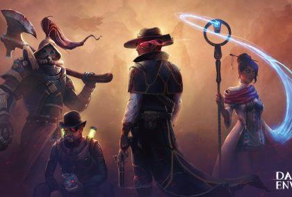 Dark Envoy крутая RPG от разработчиков Event Horizon