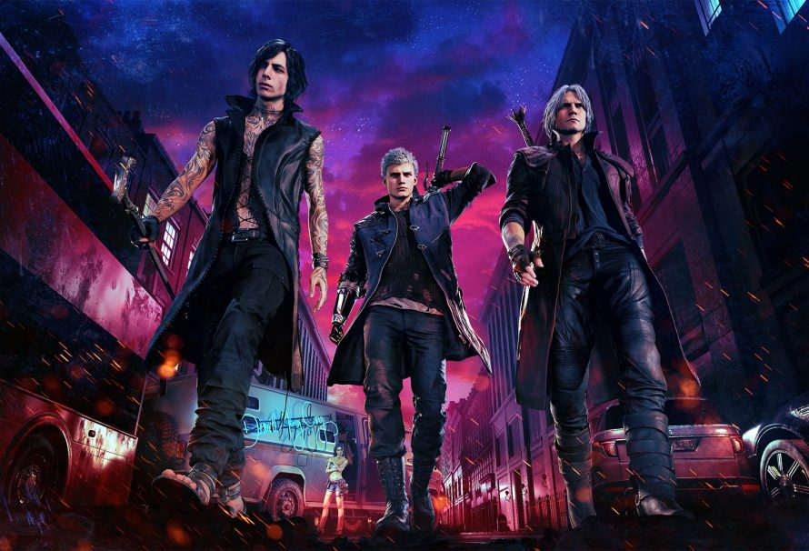 Devil May Cry 5 и Blair Witch были добавлены в Xbox Game Pass