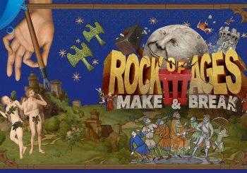 Rock of Ages 3: Make & Break: Анонсирующий трейлер