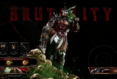 В Mortal Kombat 11 боты научились делать новые секретные бруталити