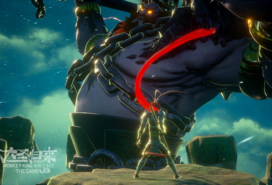Monkey King: Hero is Back выйдет в релиз очень скоро на PS4 и PC
