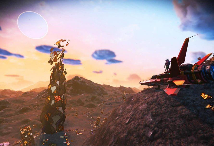 No Man's Sky: Beyond выйдет уже через несколько недель, также было опубликовано геймплейное видео