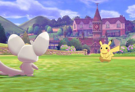 "Pokémon Sword & Shield: Трейлер ""Prepare For Battle"""