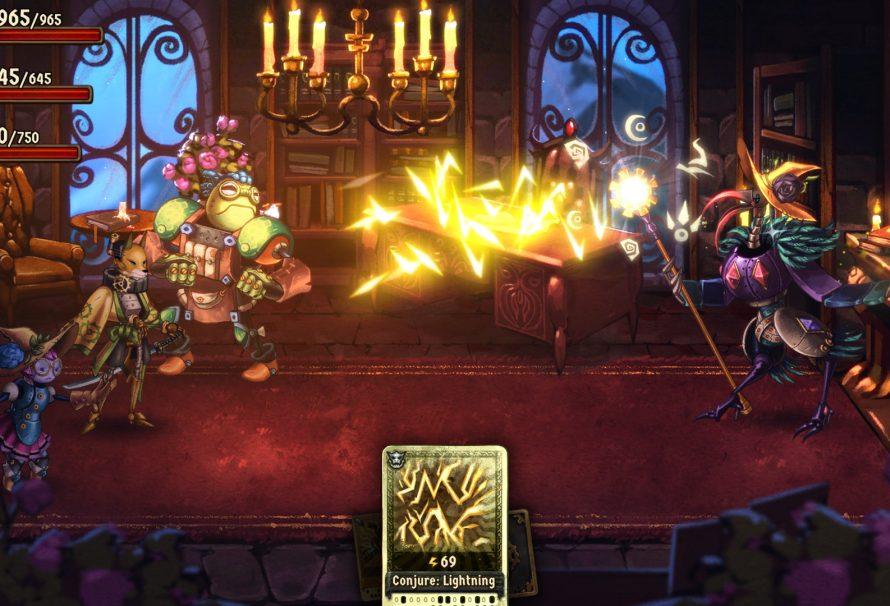 Вышло новое обновление в SteamWorld Quest