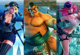 Street Fighter V: Геймплейный трейлер Arcade Edition - E. Honda, Lucia, Poison