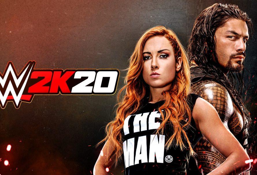 Becky Lynch и Roman Reigns будут красоваться на обложке следующей WWE 2K20