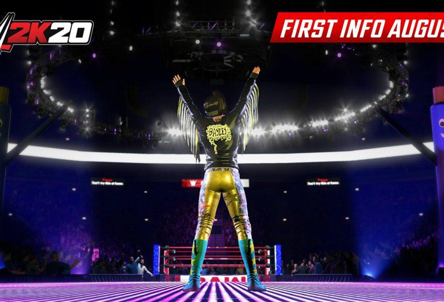 Опубликованы первые скриншоты из предстоящей WWE2k20